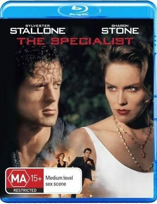 The Specialist (Blu-ray, 2011) Stallone Stone RARE  - FREE POST