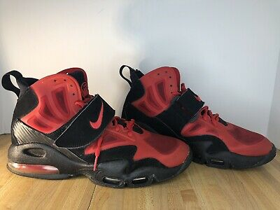 2fd2f2ea3b Mens Nike Air Max Express Sport Red Basketball shoes size 10 US 525224-600