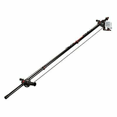 Joby Action Jib Kit Black/Red Removable Adjustable Extension Pole Accessory