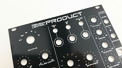 Frequency Central Product Modular Synthesiser PCB set/panel - Doepfer DIY