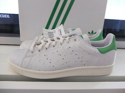 huge discount 1041c 8a1ff Adidas Consortium Stan Smith Ostrich Leather Pack