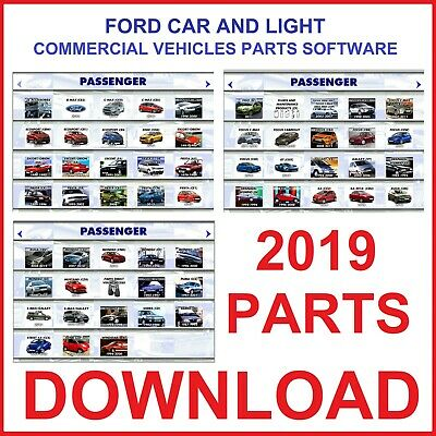 2019 Ford Parts Epc Software Download