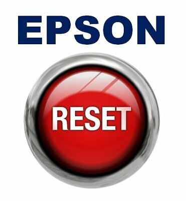 Epson Printer Service Reset Key | Reset Waste Ink Pad Counter | Digital Download