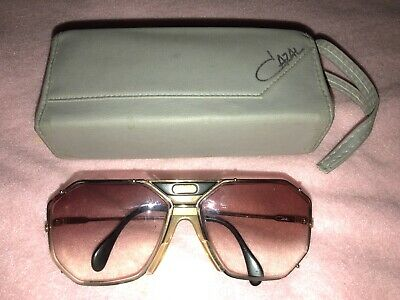 afe7b345d255 Vintage Cazal Sunglasses MOD 905 Purple Gradient Lenses Made In Germany +  Case