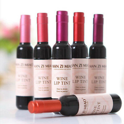 Novelty Wine bottle Lip Stain / Tinit / Gloss / Bam Lipstick *Faulty / Damaged