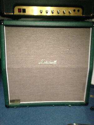 Marshall1960 - 4x12 Special-Edition Cabinet .300(150x2)W. Brit.RacingGreen