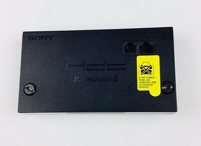 Official Sony PlayStation 2 PS2 Network Adapter SCPH-10281 HDD FREE SHIPPING
