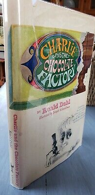 Charlie And The Chocolate Factory Roald Dahl First Edition Later Printing