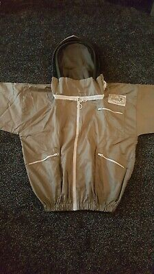 Mens Bee Suit Jacket - Olive Green - Recommended For Pros Only - Extra Large Xl