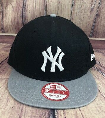 0428058a5 NEW ERA 950 New York Yankees Navy Blue Cooperstown Snapback Cap ...