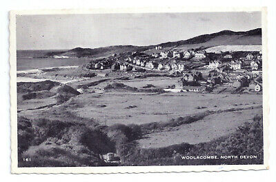 Woolacombe, North Devon - No. 161 - Posted 1959 to Stander, 18 Austin Road