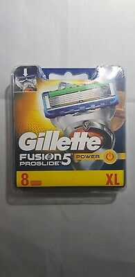 Gillette Fusion Proglide Power 8 pack