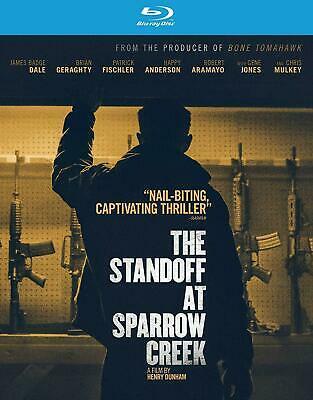 NEW - The Standoff at Sparrow Creek Blu-ray with Slipcover