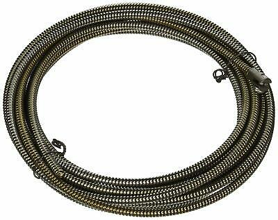 Wire Spring 25HE1-AC Flexi Core Drain Cleaner Cable Super Power Vee Handyelectri