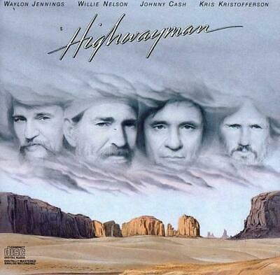 Highwayman by The Highwaymen (CD, Feb-2008, Columbia) *NEW* *FREE Shipping*