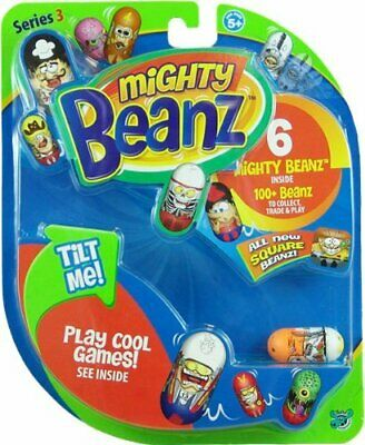 Mighty Beanz Series 3 6 Pack Collect