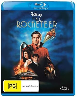 Rocketeer (Blu-ray, 2012)BRAND NEW AND SEALED