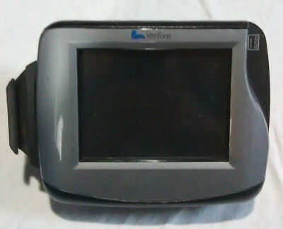 VeriFone Credit Card Reader Sales Terminal Model Number MX870 Untested Used