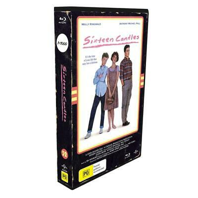****Sixteen Candles (Rewind Collection) ‐ Blu-Ray - BRAND NEW & SEALED