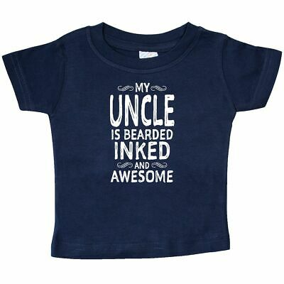 Dresses Helpful Inktastic My Uncle Is Bearded Inked And Awesome Infant Tutu Bodysuit Men Beards Baby & Toddler Clothing