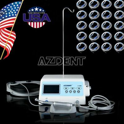 Dental Implant System Drill Brushless Motor A-CUBE & Disposable Irrigation Tube