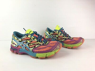 Youth ASICS Gel Noosa Tri 10 Kids Shoes Trainers Runners US 5