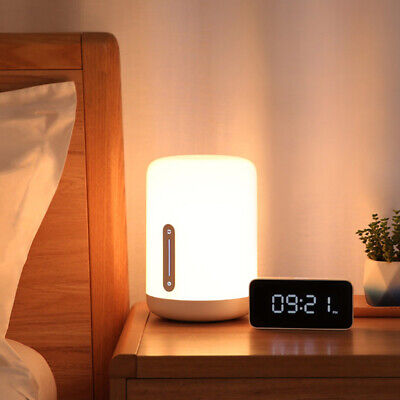 Xiaomi Mijia Smart LED Night Light Dimmable Colorful Sleep Bedside Table Light