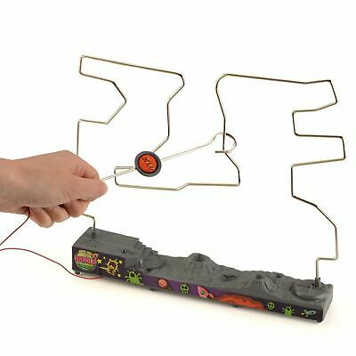 Beat the Buzzer Steady Hand Co-ordination Metal Wire Kids Family Game New