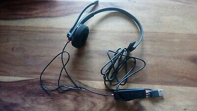 05ebe9f6778 Plantronics Blackwire C310-M Wired Mono USB Monaural Computer Headset