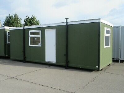 Portable Office, Portable Cabin, Site Office, Portable Building, 24 x 9 (2041)