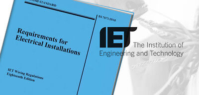 BS 7671:2018 18th Edition Wiring Regulation Mock Exam Answers Q & A's