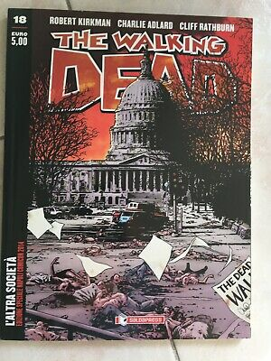 The Walking Dead n.18 Variant Napoli Comicon 2014 - Nuovo
