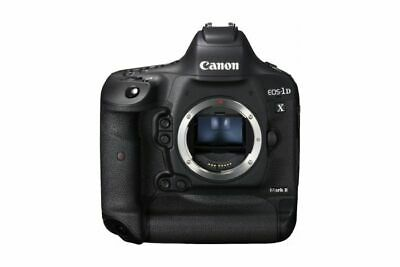 Canon EOS 1D X Mark II 20.2MP DSLR Camera (Body Only)