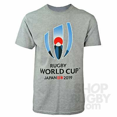 Rugby World Cup 2019 RWC 2019 World Cup T-Shirt - Grey