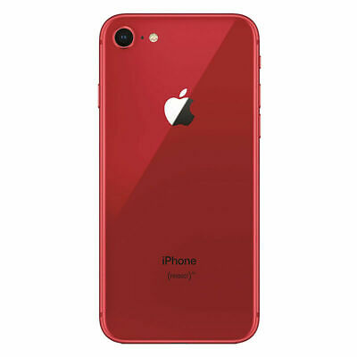 Apple iPhone 8 (PRODUCT)RED Factory Unlocked LTE Smartphone - Used/Acceptable