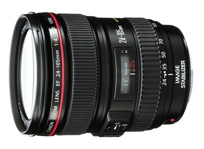 Vendo Canon EF 24-105mm 1:4,0 L IS USM