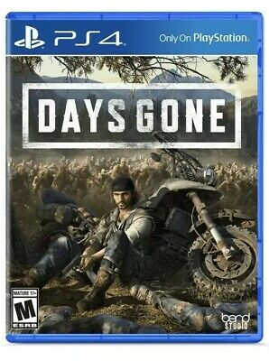 Days Gone - Playstation 4 (PS4) - Pre-Order  Brand New Fast Shipping