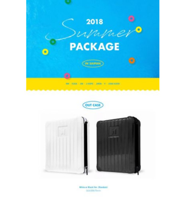 BTS 2018 SUMMER PACKAGE FULL PACKAGE WITH Free Gift