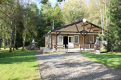 Familiale CHALET ARDENNEN (Hotton, Ny) (6 pers.)