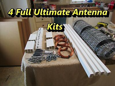 The Ultimate Outdoor TV Antenna Dealers 4 Full Kits