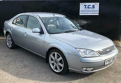 2007 FORD MONDEO 2.0TDCi 130  TITANIUM X 6 SPEED LOVELY EXAMPLE AND DRIVE