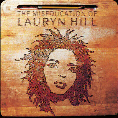 The Miseducation of Lauryn Hill by Lauryn Hill (CD, Aug-1998, Ruffhouse) *NEW*
