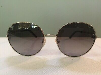 9bd3bcdaf4b AUTHENTIC CHLOE Sunglasses 112s Round Rimmed Metal Light Gold Lunettes  Cyprus