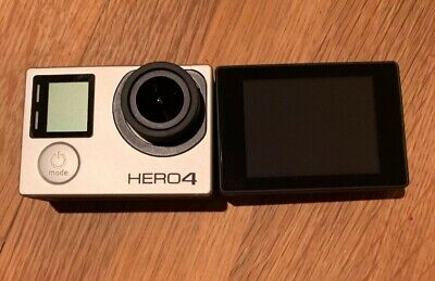 GoPro HERO4 Black With Screen