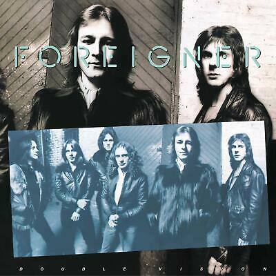Double Vision [Bonus Tracks] [Remastered] by Foreigner (CD, Aug-2002, Atlantic)