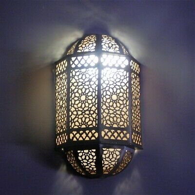 Handcrafted Wall sconce Moroccan Sconce Hanging Wall Light Boho Lighting