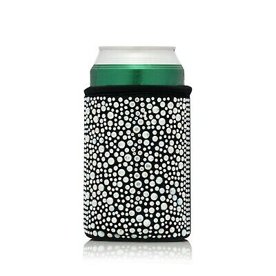 Can and Bottle Cooler - Glitzy Drink or Stubby Holder - Perfect gift for women.