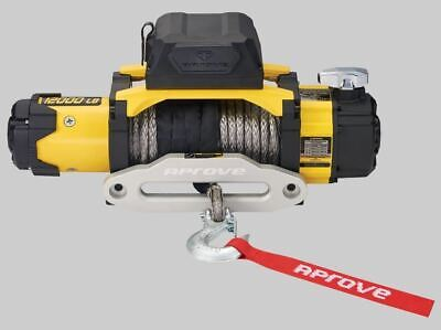 Aprove Winch 12V 12000lbs ( Dual Speed )