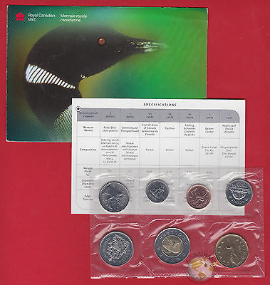 2000 - - Pl Set - - Canada RCM Proof Like Mint - With COA and Envelope