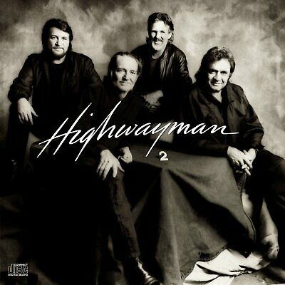 Highwayman 2 by The Highwaymen (Country) (CD, Feb-2008, Columbia) *NEW* FREE S&H